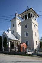 dumbravita biserica